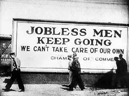 Unemployment-rate-rose-in-the-great-depression